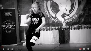 MODUS DANCE MINI KIDS (5-6m.)